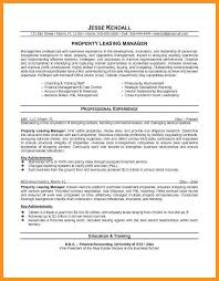 9 10 Property Management Resume Sample Wear2014 Com