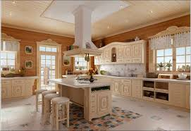 Kitchen:Natural Maple Kitchen Cabinets European Kitchen Green Kitchen  Cabinets Cherry Oak Cabinets Kitchen And