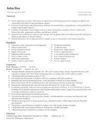 professional plant manager templates to showcase your talent professional plant manager templates to showcase your talent myperfectresume