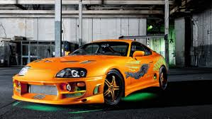 Vehicles tuning toyota supra green neon the fast and the furious ...