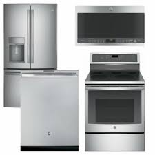 ge profile range. Brilliant Range Package GEP1  GE Profile Appliance 4 Piece  With Electric Range Stainless Steel Throughout Ge