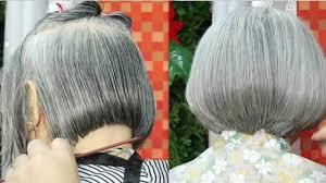 Bob Short Haircut ตดผมบอบสน ปลายงมด ทย ทย Best