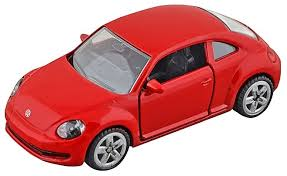 Легковой автомобиль <b>Siku Volkswagen Beetle</b> (1417) 1:87 ...