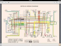 cb wiring questions here s one schematic fm my bike