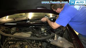 how to install replace wiper motor 2000 05 chevy monte carlo impala you