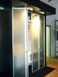 sliding bifold closet doors mirrored closet doors view
