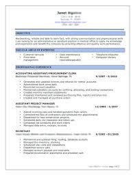 Latest Resume Sample Putasgae Info