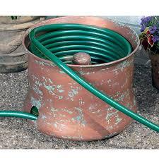 garden hose holder freestanding hhebr cobraco embossed bird hose holder by garden hose holder free standing