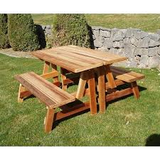 herman convertible bench table 2 pcs