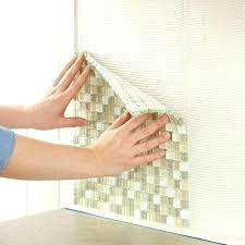 how to install a tile backsplash installing glass tile photo 6 of 7 install tile press