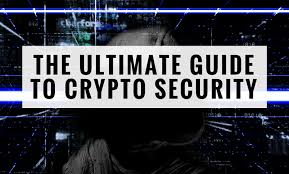 Among other things, this means that it is entirely computerized and doesn't have a physical form. The Ultimate Guide To Crypto Security
