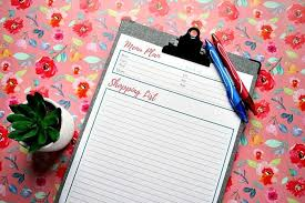 How To Make A Grocery List How To Make A Grocery List Quickly The Teachers Wife
