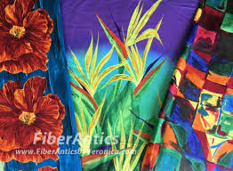 Frond Design Studio Fabric For Sale Fiber Antics By Veronica Intrigued By Large Scale Fabric