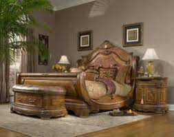 traditional bedroom furniture. Brilliant Bedroom Cortina Formal Sleigh Bedroom Collection By AICO  On Traditional Furniture M