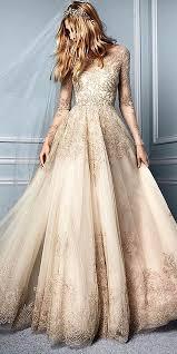 gold wedding dresses new wedding ideas trends luxuryweddings