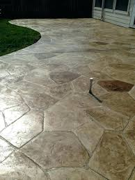 concrete patio cost stained stamped patterns spaces with hand patios how calculator uk concrete patio cost