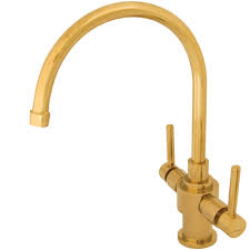 kingston brass faucet. Simple Brass Kingston Brass KS7702DLLS Two Lever Handles  Kitchen Faucet Without Sprayer Polished And