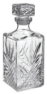 bormioli rocco selecta 33 3 4 ounce decanter with stopper
