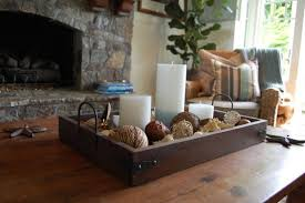 Decorating With Trays On Coffee Tables Different Styles To Adopt When Decorating Your Coffee Table 10