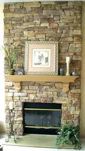 removing brick fireplace facade removing fireplace ade ideas modern stone the brick on surround was damaged removing brick fireplace