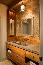 fascinating sink pendant lights bathroom home pendant modern bathroom lighting above single sink bathroom vanity and large mirror jpg
