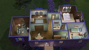 sims 3 14 exclusive inspiration floor plans family
