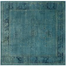 safavieh vintage turquoise viscose rug designs
