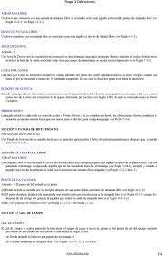 Contacto/publicidad aviso legal juegos para tu sitio web all right reserved juegosjuegos.com 2021. Reglas Oficiales De Juego En Espanol De La National Football League Pdf Free Download