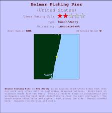 Belmar Fishing Pier Surf Forecast And Surf Reports New