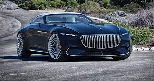 2018 maybach models. plain maybach mercedesmaybach vision 6 cabriolet revealed and 2018 maybach models e