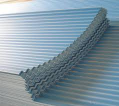 pictures of corrugated roof panels uk
