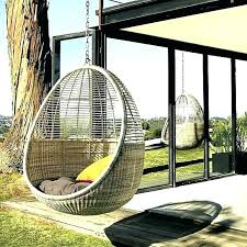 hanging patio chair beautiful outdoor chairs images com unique decoration furniture best inspiration oval egg swing hanging patio chair