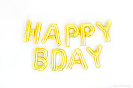 Happy Birthday Balloons Banner Happy Birthday Banner Gold Silver Letter Balloon Banner Gold Foil