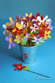 Paper Quilling Flower Bokeh Colorful Paper Flower Bouquet Allfreepapercrafts Com