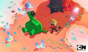 cartoon network studios europe greenlights a new animated series elliott from earth