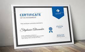 Corporate Certificate Template Banner Corporate Certificate Templates
