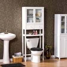 Oak Bathroom Storage Cabinet Space Saver Bathroom Cabinet Oak