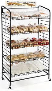 bakers rack on wheels. Plain Bakers 5 Shelf Bakers Rack  Intended On Wheels