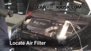interior fuse box location 2006 2011 chevrolet hhr 2007 2006 2011 chevrolet hhr engine air filter check