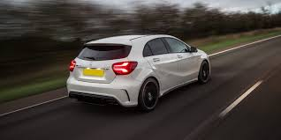 Mercedes A45 AMG Specifications | carwow