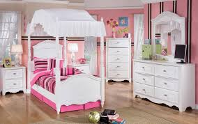 Bedroom Endearing White Bedroom Sets For Girls Girl S Set
