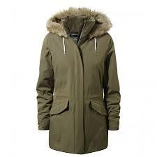craghoppers women s josefine jacket winter jacket