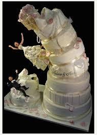 Sweetheart Tulle Mermaid Wedding Dress Wedding Cake Funny
