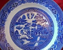 Blue And White China Pattern Fascinating Antique Blue And White China Patterns My Web Value