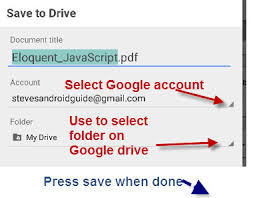 Google Drive Image How To Use Google Drive On Android