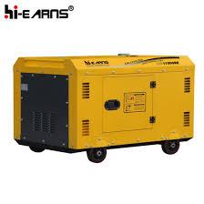 China 80 Kw Diesel Generator Set Portable Home Use Generator