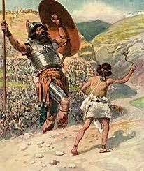 David and Goliath | SHIVA DARSHAN