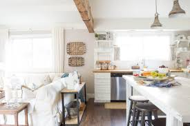 Open Floor Plans and Decorating - The Weathered Fox