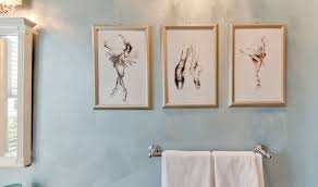 Diy Bathroom Wall Art Decor With Nice Photography