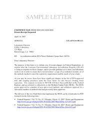 6 Certified Letter Format Farmer Resume